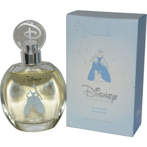 Cinderella By Disney Edt Spray 3.4 Oz (blue Packaging)