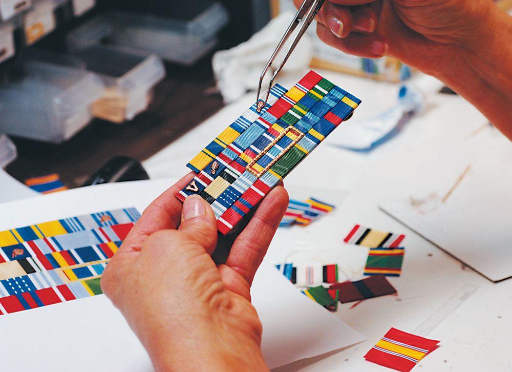 Build Your Ribbons Rack Military Ribbons Custom Ribbon