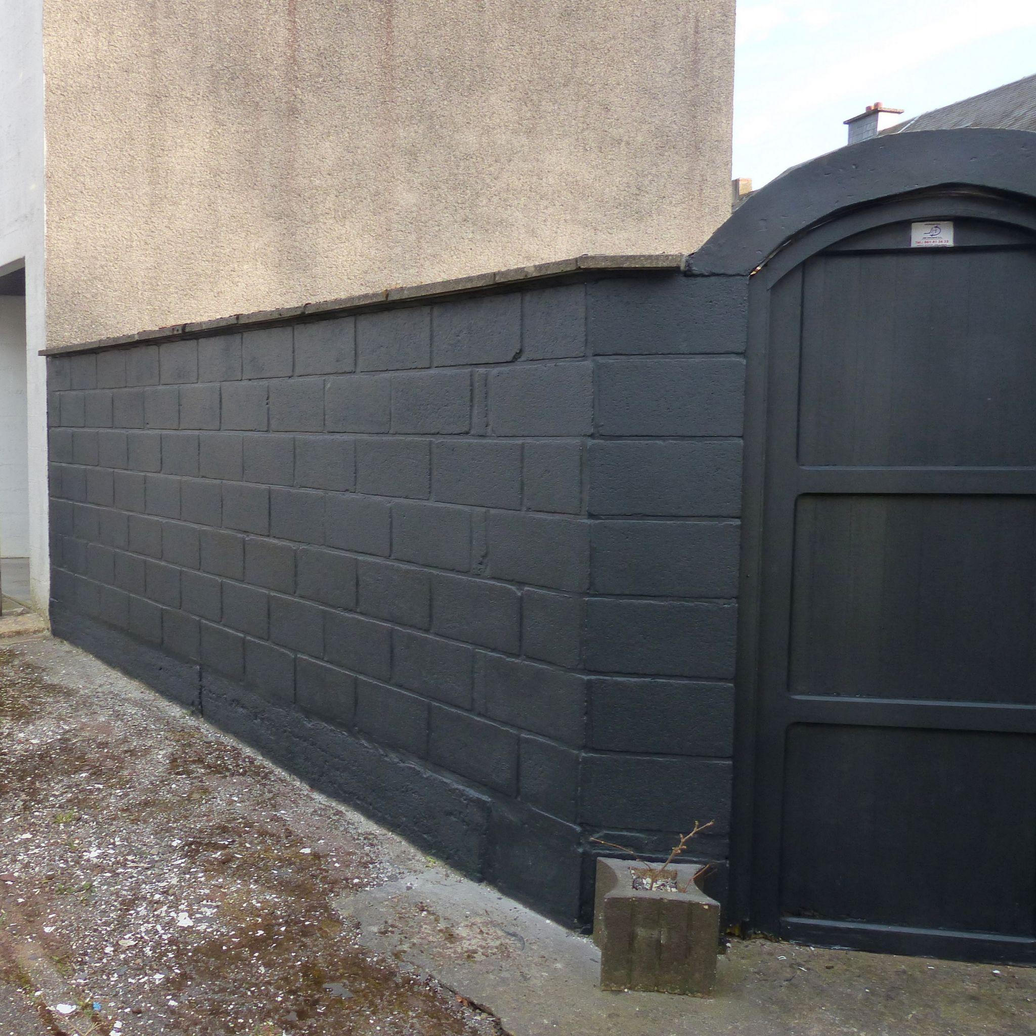 Peindre Un Muret En Parpaing 5 103429712 O Peindre Parpaing Mur En Parpaing Decoration Exterieur