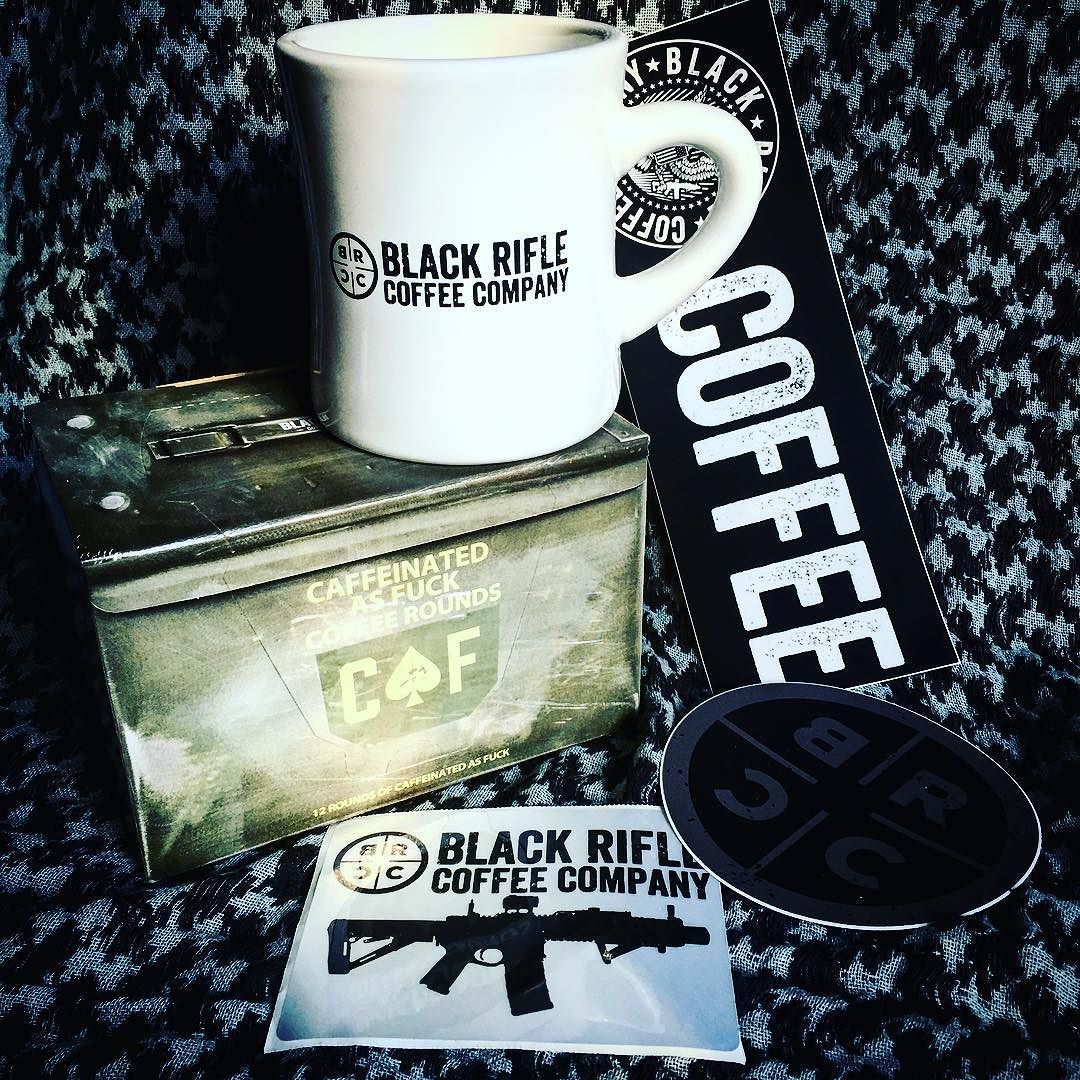 @BlackRifleCoffee #GIVEAWAY #GAW on our Twitter channel.  Head on over to our Twitter: doublefeedmedia and enter to win this #blackriflecoffee #prize pack including stickers a mug and a box of their Caffeinated As Fuck #Kcups.  All you need to do on our Twitter is follow the below rules:  1) FOLLOW us 2) LIKE a BRCC post 3) RETWEET that post  That's it! It's that simple.  Winner will be selected once we reach 1000 Twitter followers.  For full details and rules please visit link in bio and…