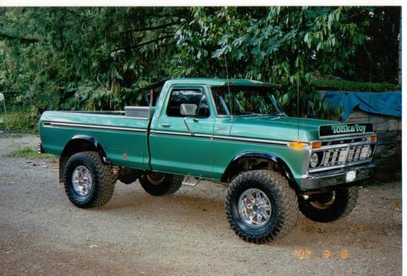 77 Ford F 250 Classic Ford Trucks Ford Pickup Trucks 79 Ford Truck