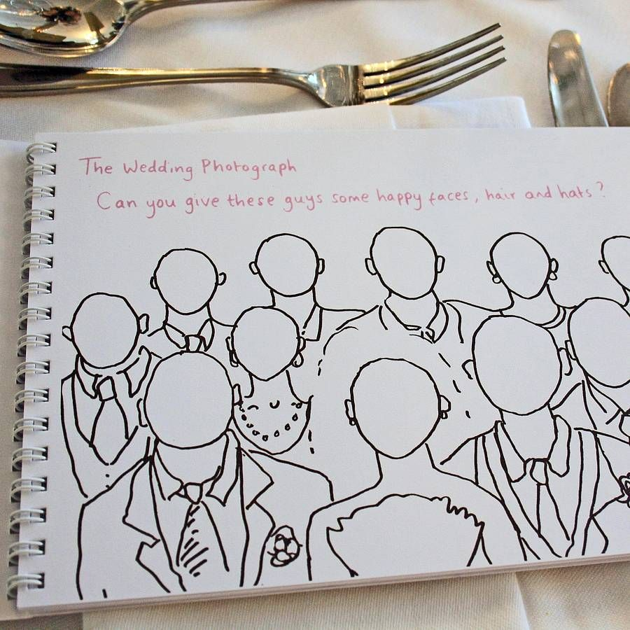 Story Unique Games To Play At Wedding Receptions: Children's Wedding Activity Book