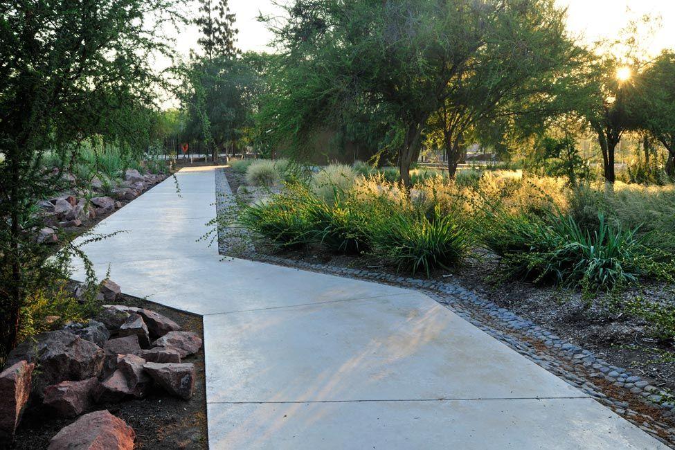 Quilapilun Botanic Garden Park Panorama Architects 26 Gw Landscape Archit Landscape Architecture Contemporary Landscape Design Landscape Architecture Drawing