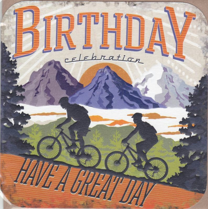 hip hip hooray Birthday Pinterest – Mountain Birthday Cards