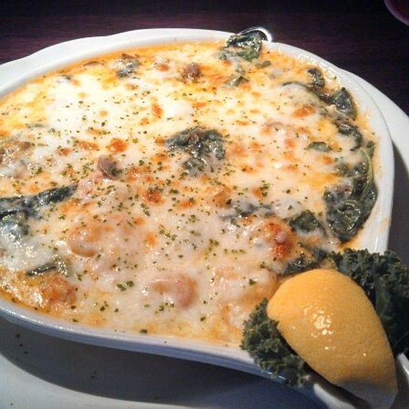 Pappadeaux Brunch: Shrimp And Crawfish Fondue @ Pappadeaux Seafood Kitchen