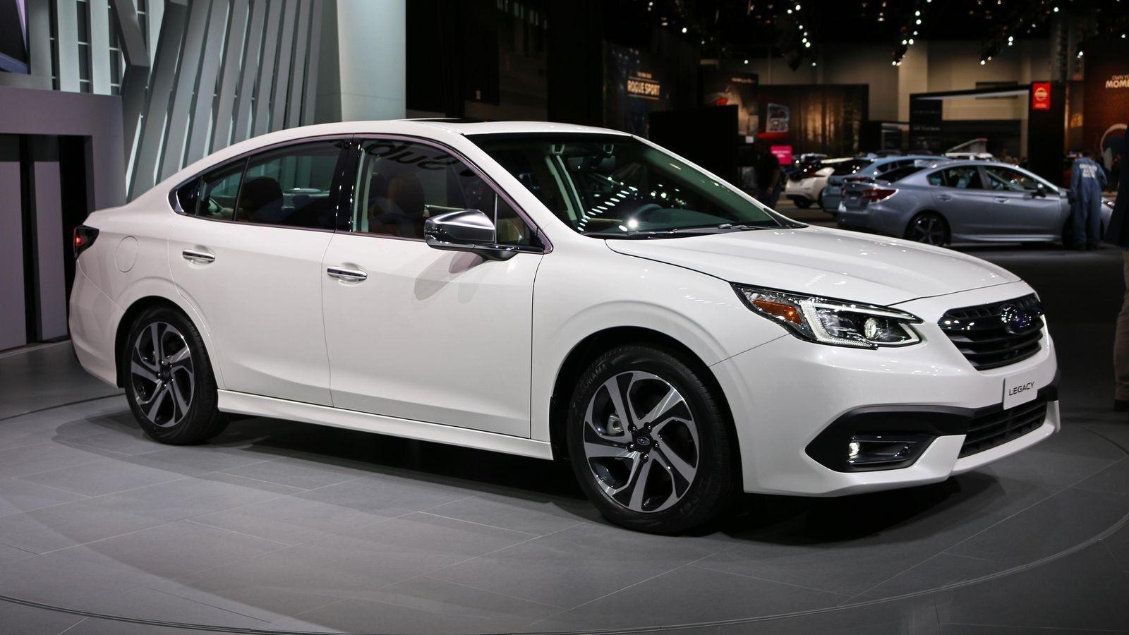 what will the Subaru New Legacy 2020 be released Subaru