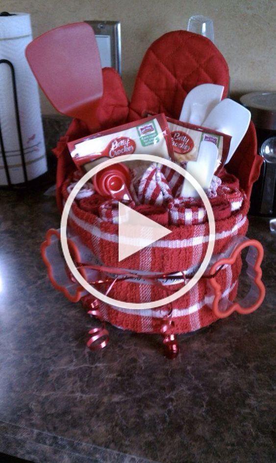Awesome DIY Christmas Gift Baskets for Women – Unicorn Dreaming Awesome DIY Chri…