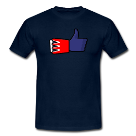 Keep Calm and Like Grendizer:  http://keepcalmdesign.spreadshirt.it/like-greny-A26852622