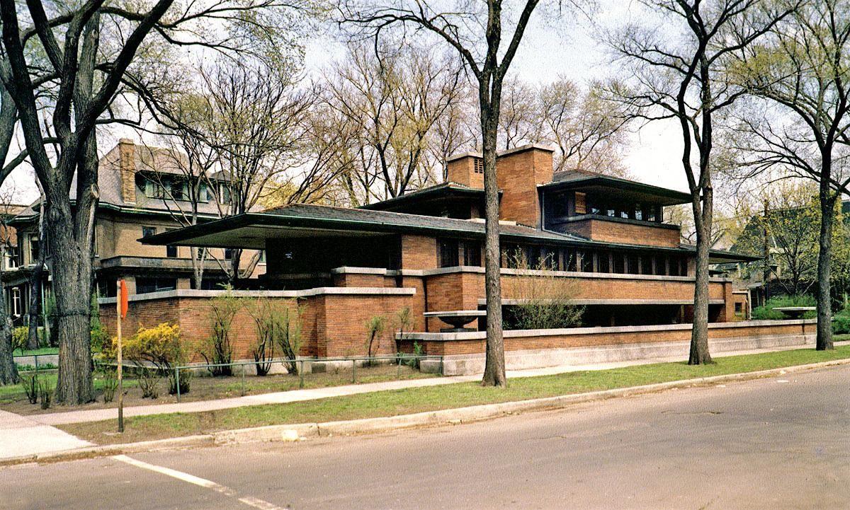403 Forbidden Robie House Frank Lloyd Wright Homes Prairie House