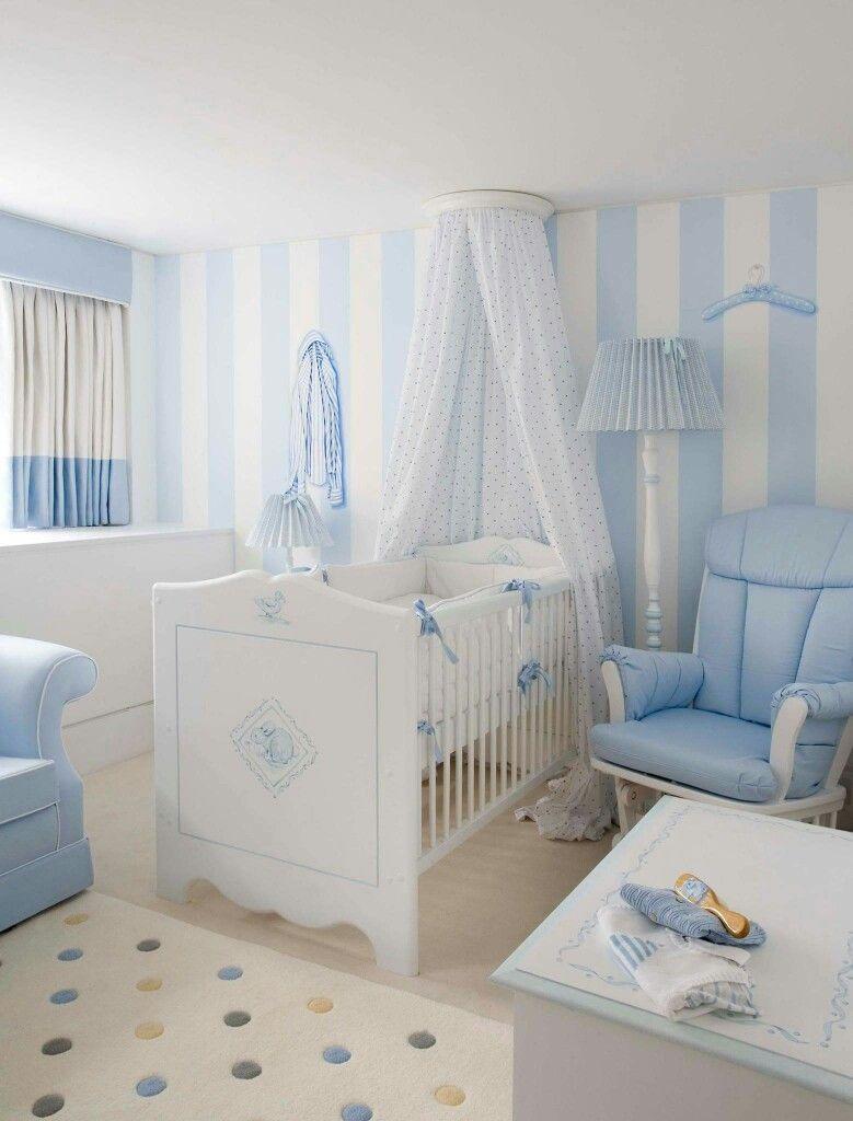 Baby Nursery Decor Themes For Boys Blue Ideas