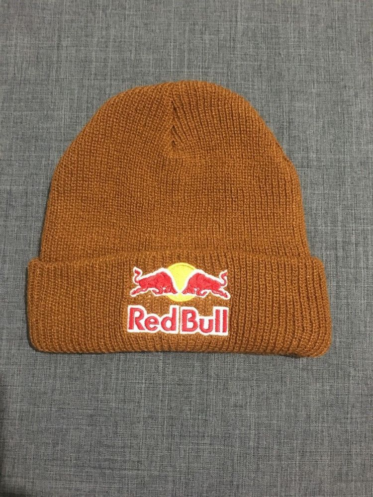 Beanie Red Bull New Era Athlete Only very rare  fashion  clothing  shoes   accessories  mensaccessories  hats (ebay link) 6893fb84a2cb