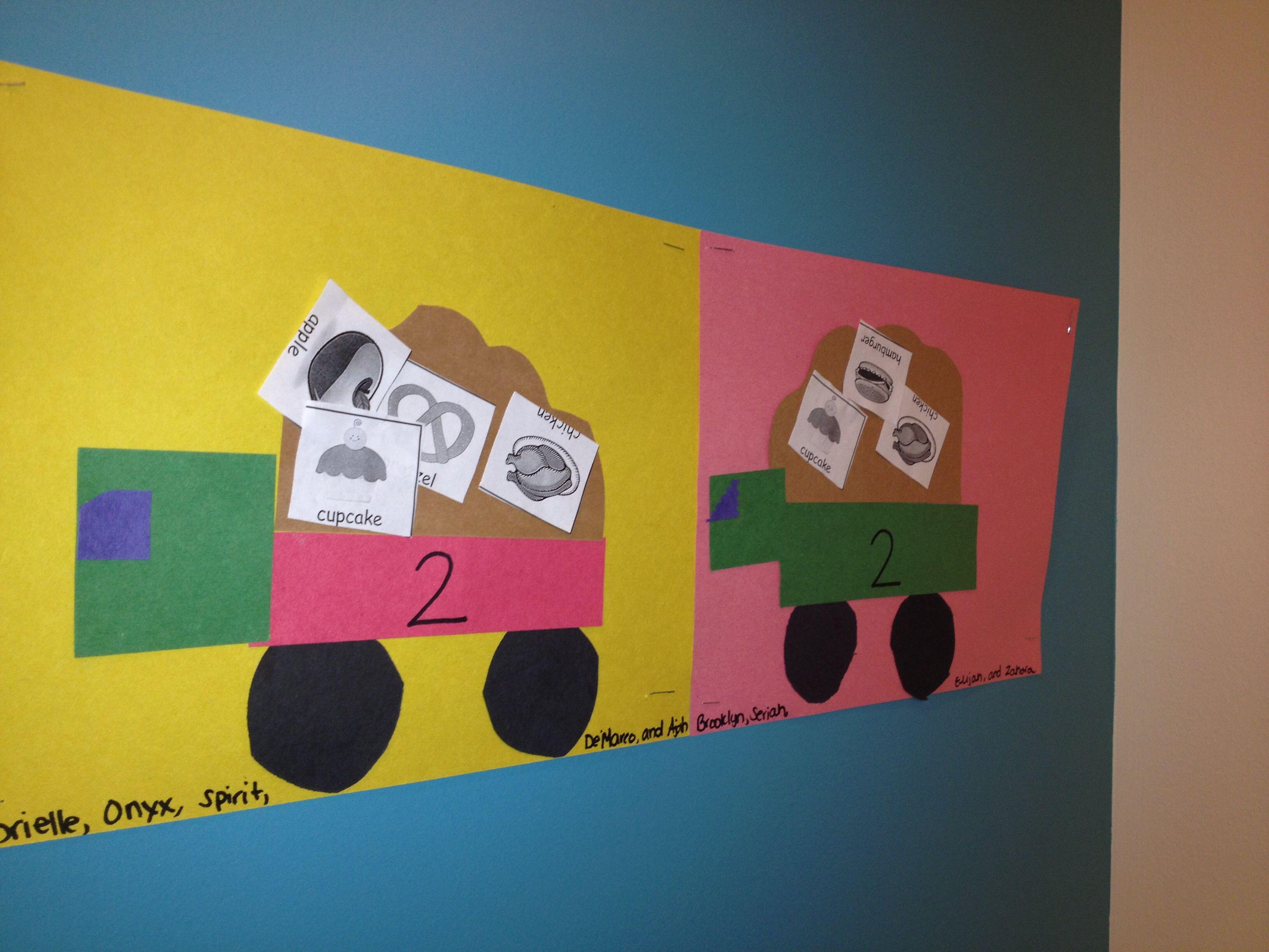 Segmenting Syllables #preschool Transportation Unit