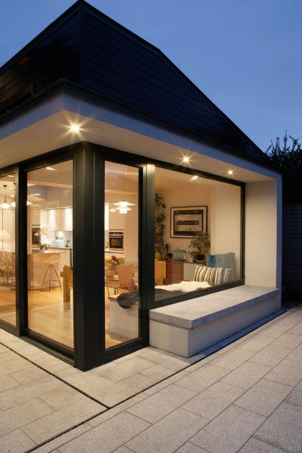 Dmvf Architects Bray Sustainable House Extension Design House Extension Plans House Design