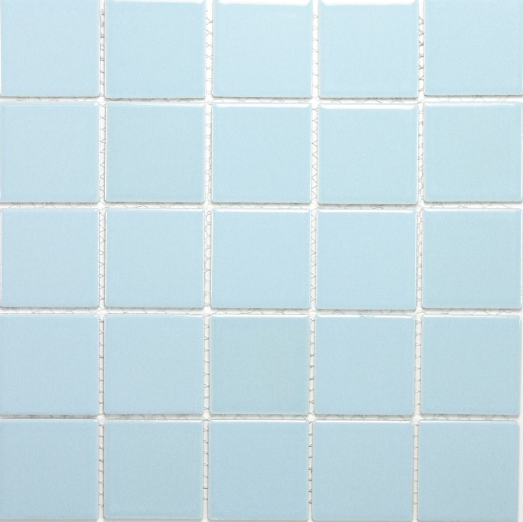blue and white tile texture