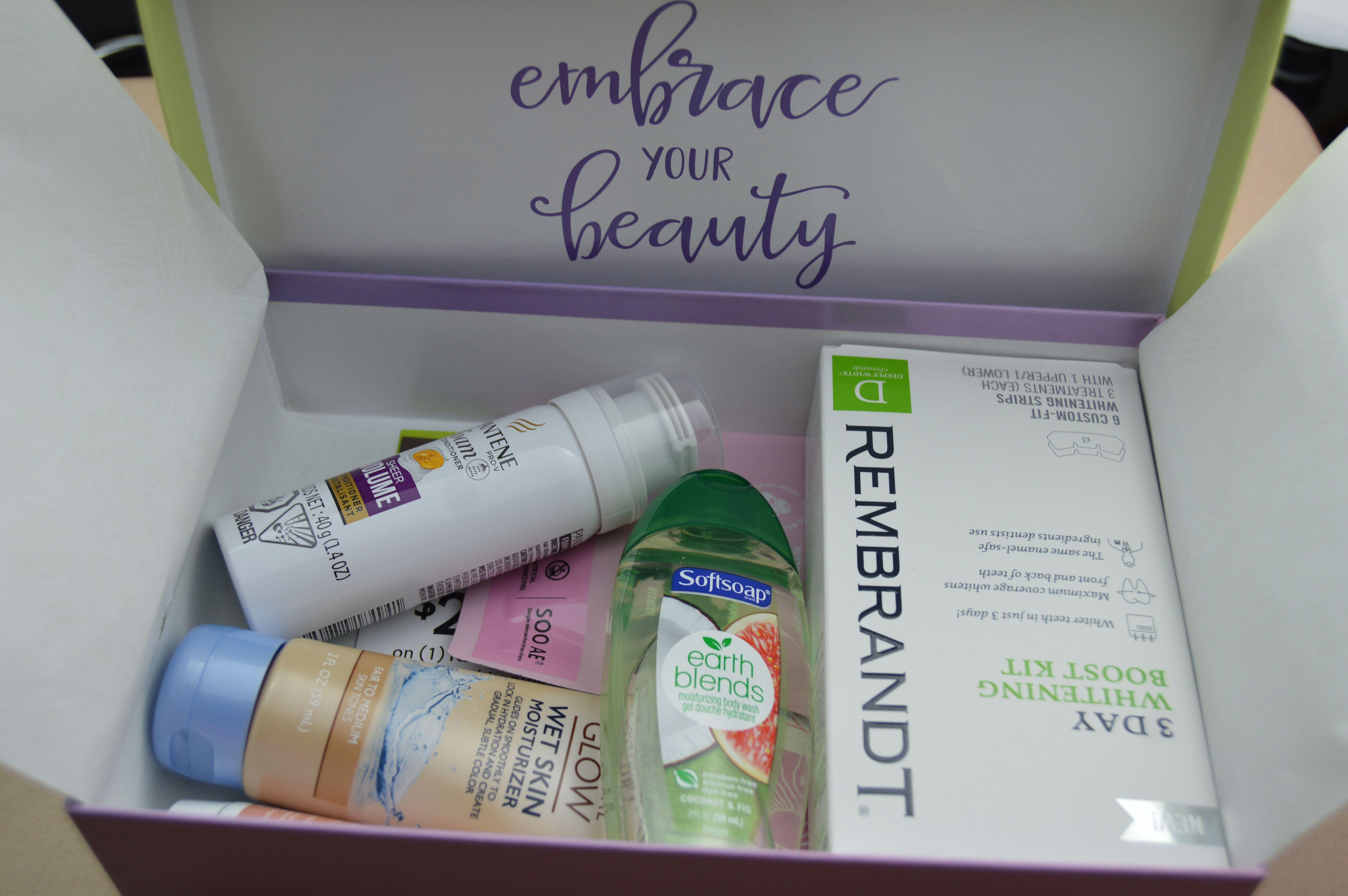 June Subscription Box Review Walmart Beauty Box