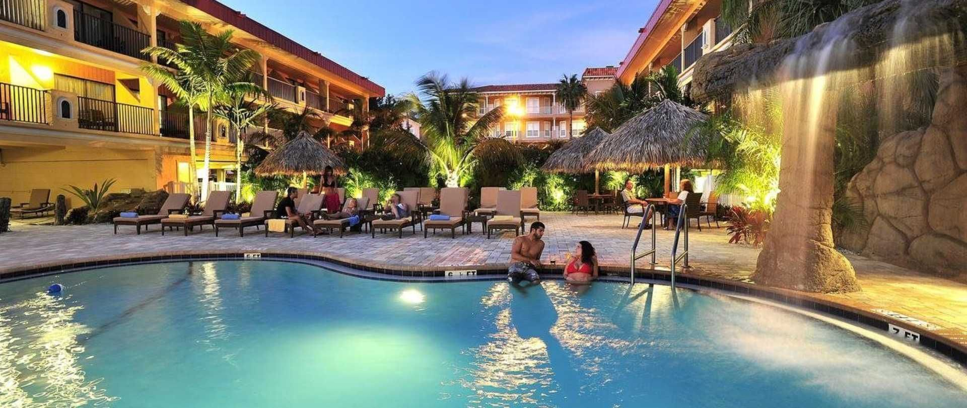 coconut cove all suite hotel clearwater beach united states of