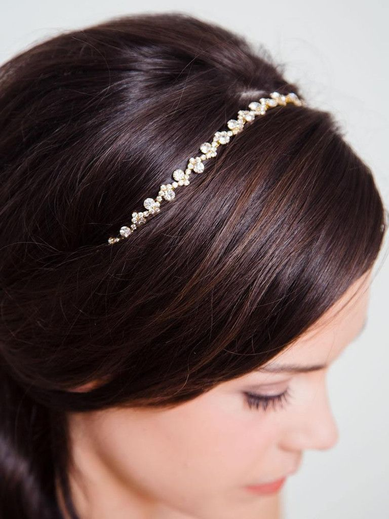 cleo headband | vancouver vendors | wedding hair accessories