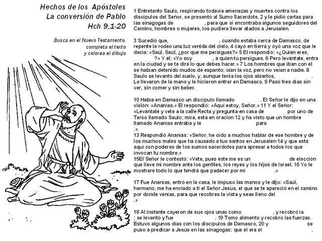 Resultado de imagen para fichas de religion sobre san pedro y san ...