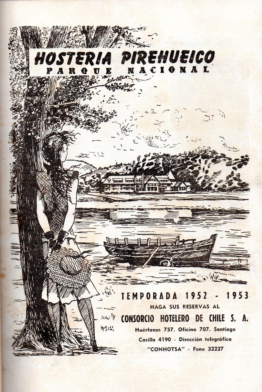 Hoster A Pirehueico Publicidad En Revista En Viaje N 230 De  # Muebles Vikings Coquimbo