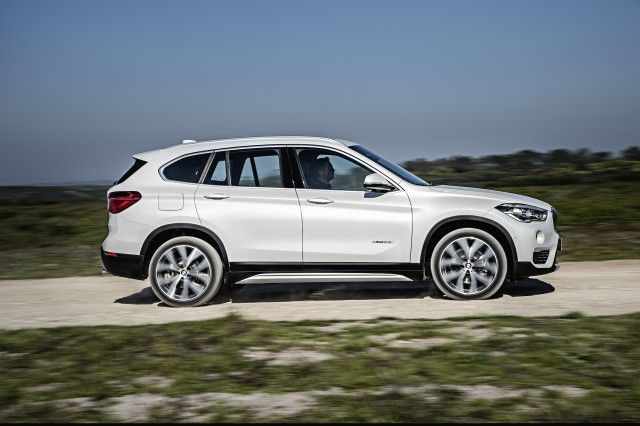 2017 Bmw X1 Review Ratings Specs Prices And Photos The Car Connection