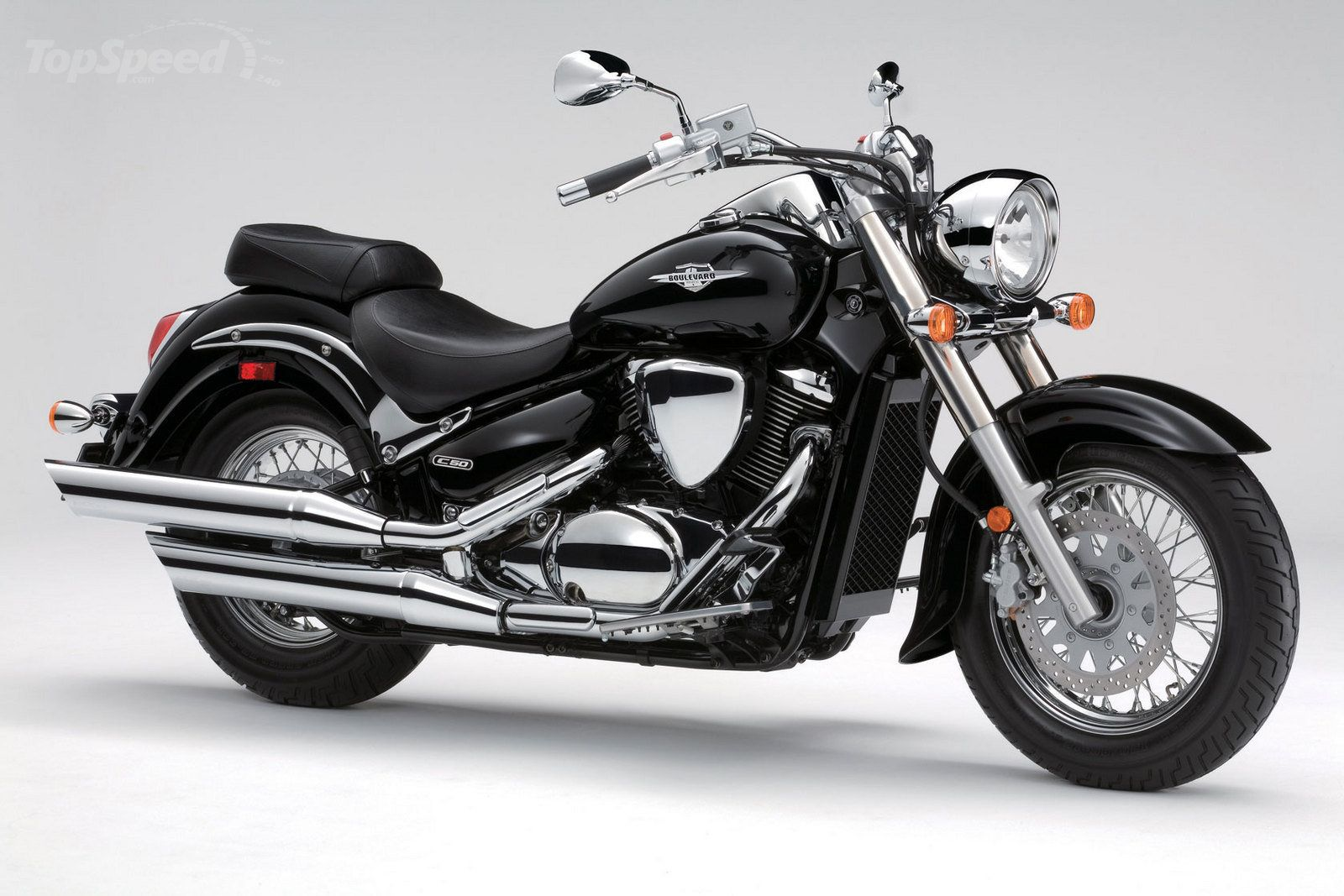 The 2013 suzuki boulevard is the kind of nifty cruiser you d choose in case the really big bikes don t seem to float your boat