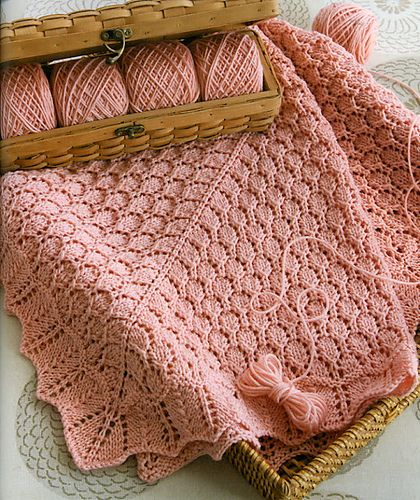 Ravelry 13 Lace Blanket Pattern By Anna Al Cascade 60 More Quick