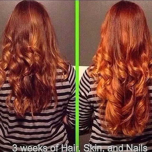 It works Hair Skin and Nails awesome results!!!! Have questions ...