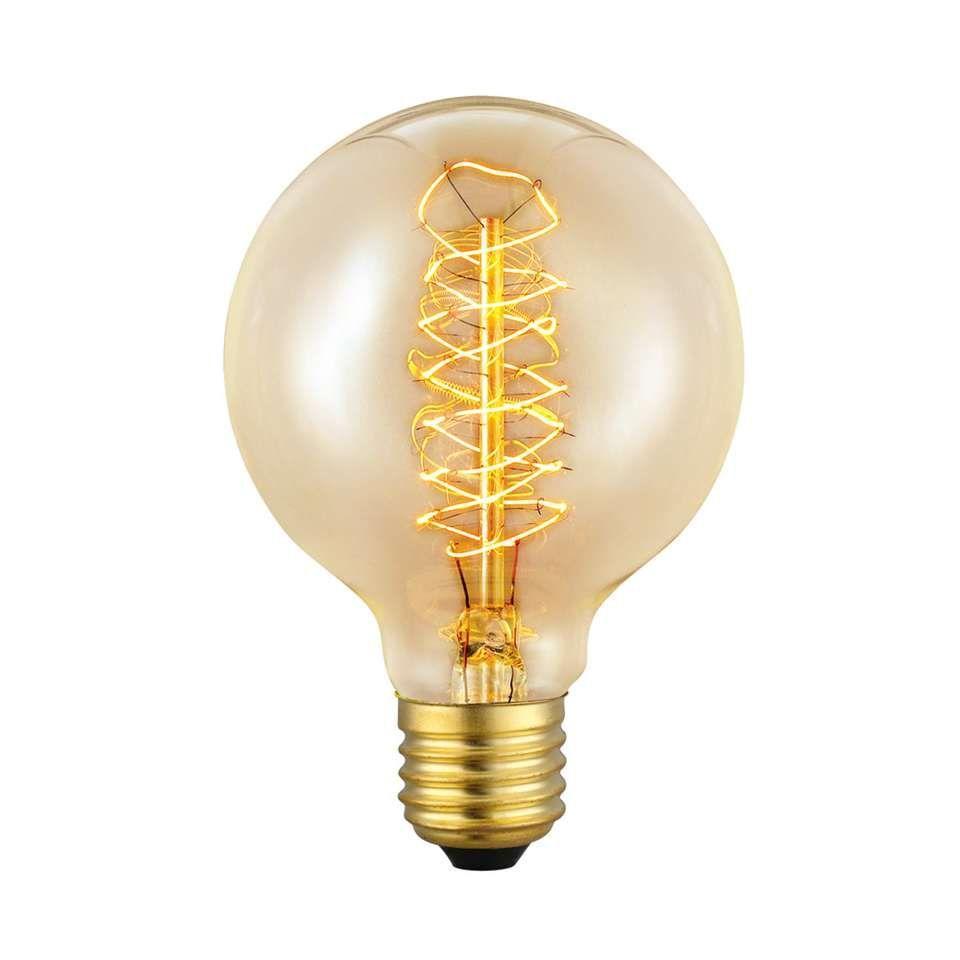 EGLO Decolamp Edison model - 60W E27 @Leen Bakker (n.n)!!