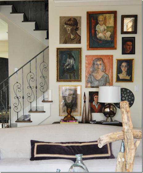 La Dolce Vita Get The Look Sally Wheat Portrait Wall Art Display Home Art