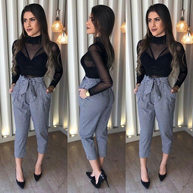 Palazo Ropa De Moda Pantalones De Moda Ropa