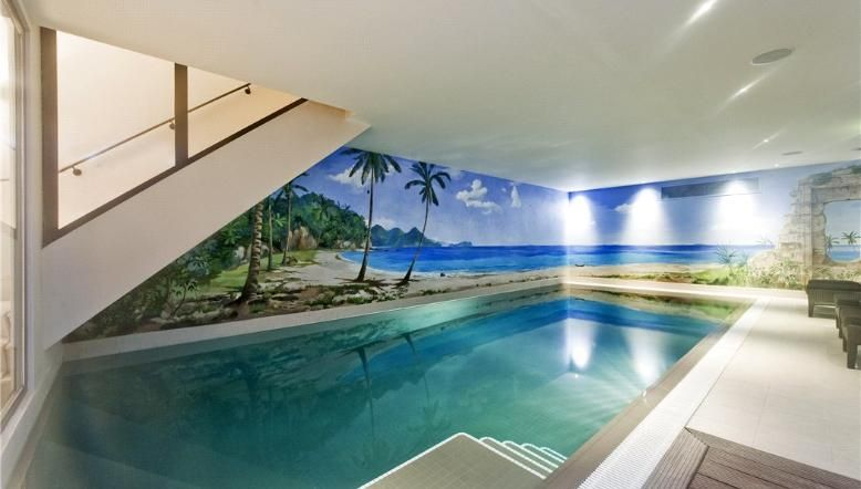 5 Bed House For Sale In Thornwood Gardens Kensington London W8 Uk