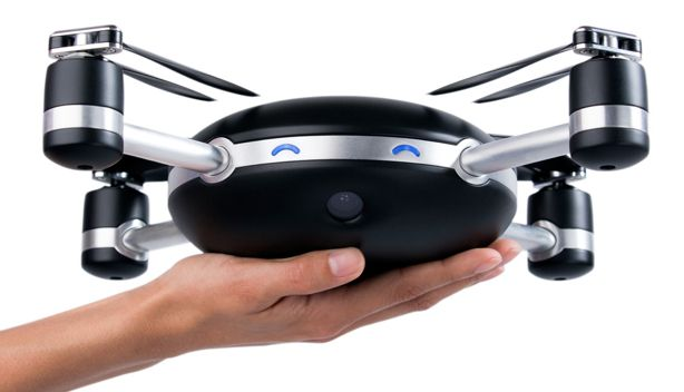 First self-flying, throw-and-shoot, personal tracking Lily Camera unveiled