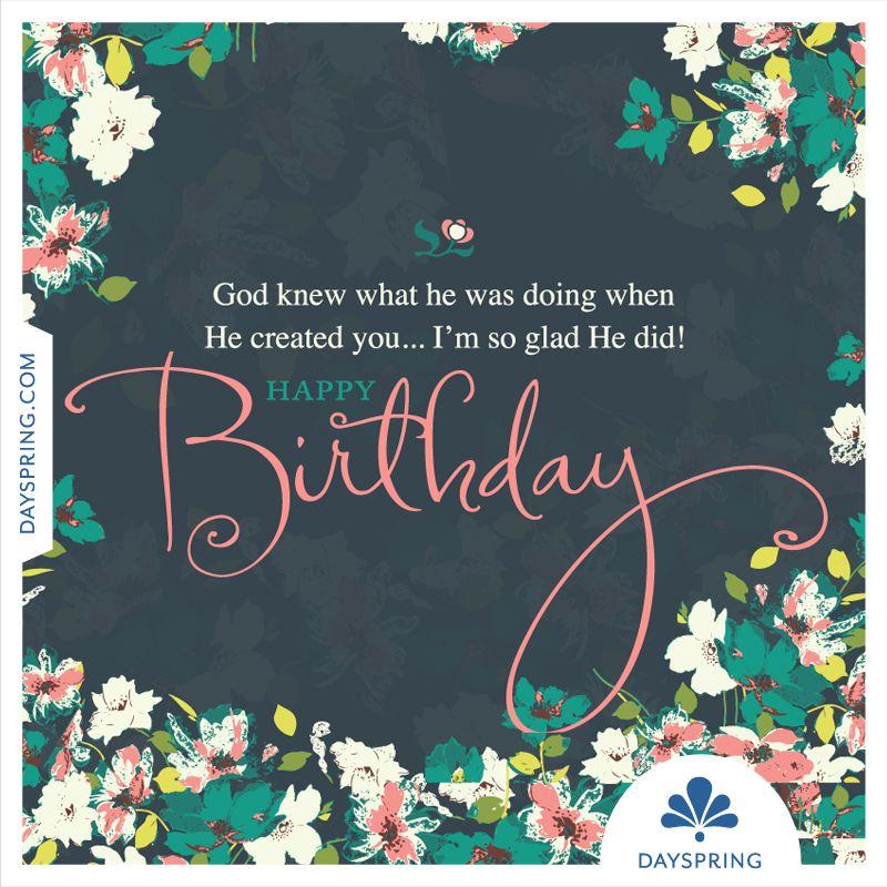 Ecards Birthday Blessings Happy Birthday Quotes