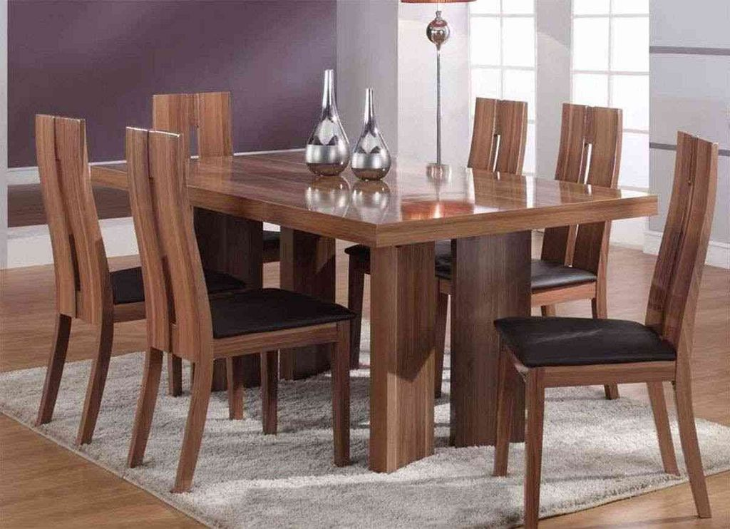 30 Classic Wooden Table Designs For Dining Room Furniture Wooden Dining Table Designs Dining Table Design Wooden Dining Tables