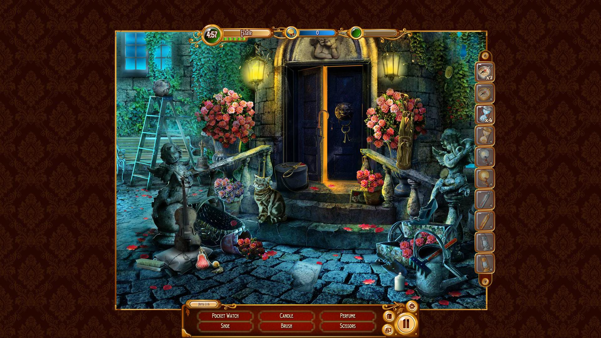NatGeo World of Secrets Hidden object games, Hidden