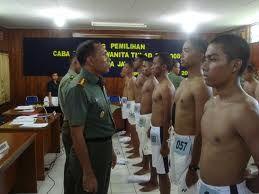 Syarat Fisik Masuk TNI 2712c2d781