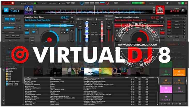 Virtual DJ 8 Pro Apk Mod Unlocked The Well Know Science Fiction Unlimited