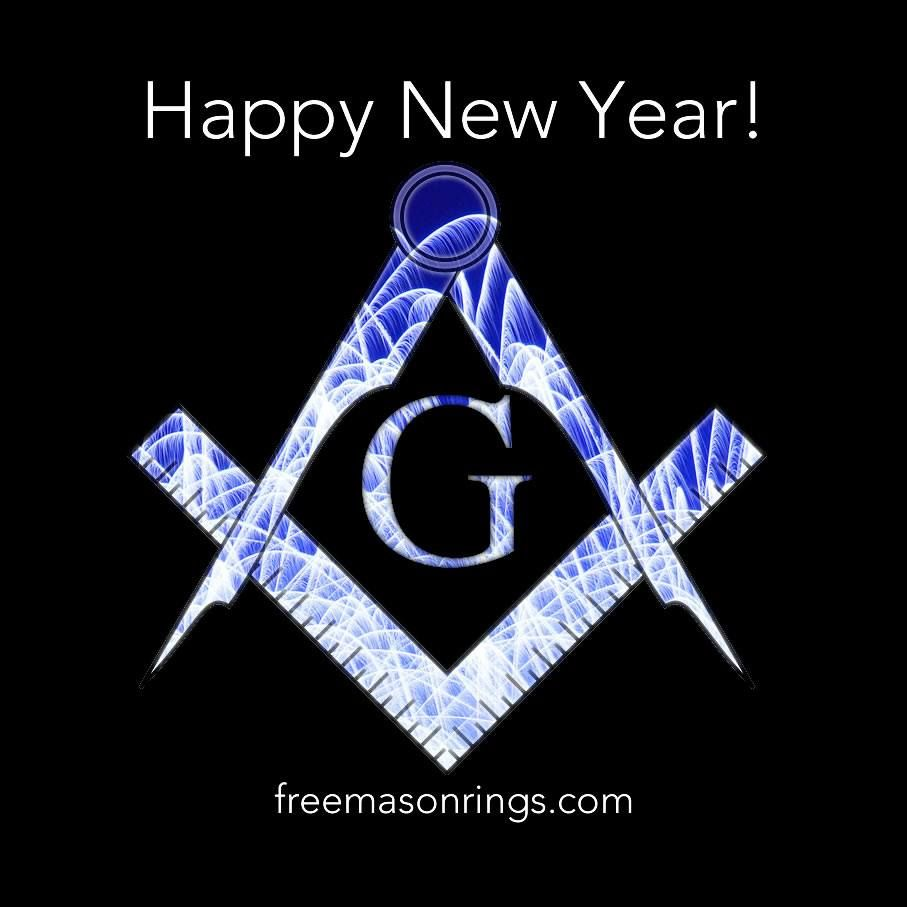 Happy New Year Wallpapers In 2018 Pinterest Freemasonry