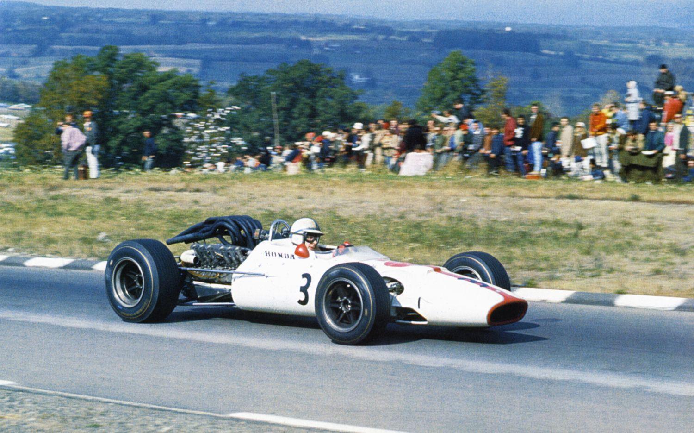 Surtees, RA300, Watkins Glen.