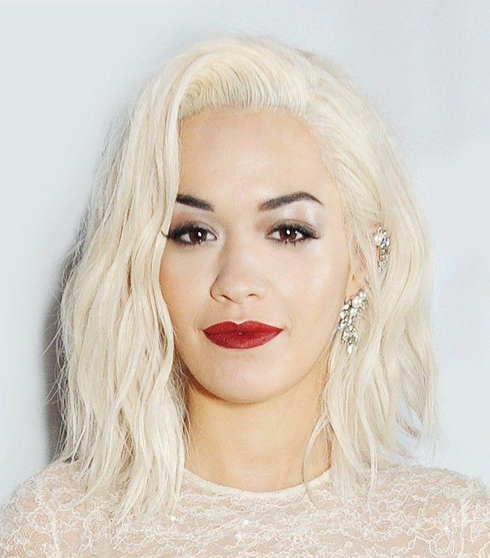 The 1 Hair Trend Taking Over Pinterest Platinum Blonde Hair Color