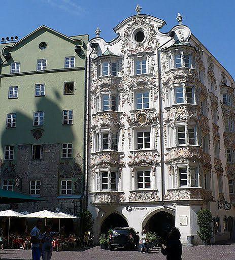 Innsbruck innenstadt wurde in sterreich innsbruck for Architektur innsbruck