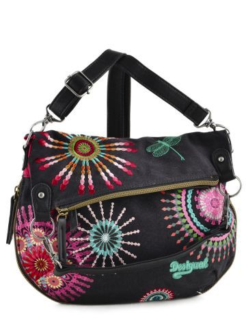 51X50N6_2000 Desigual Bag Folded Eclipse in 2020 | Purses