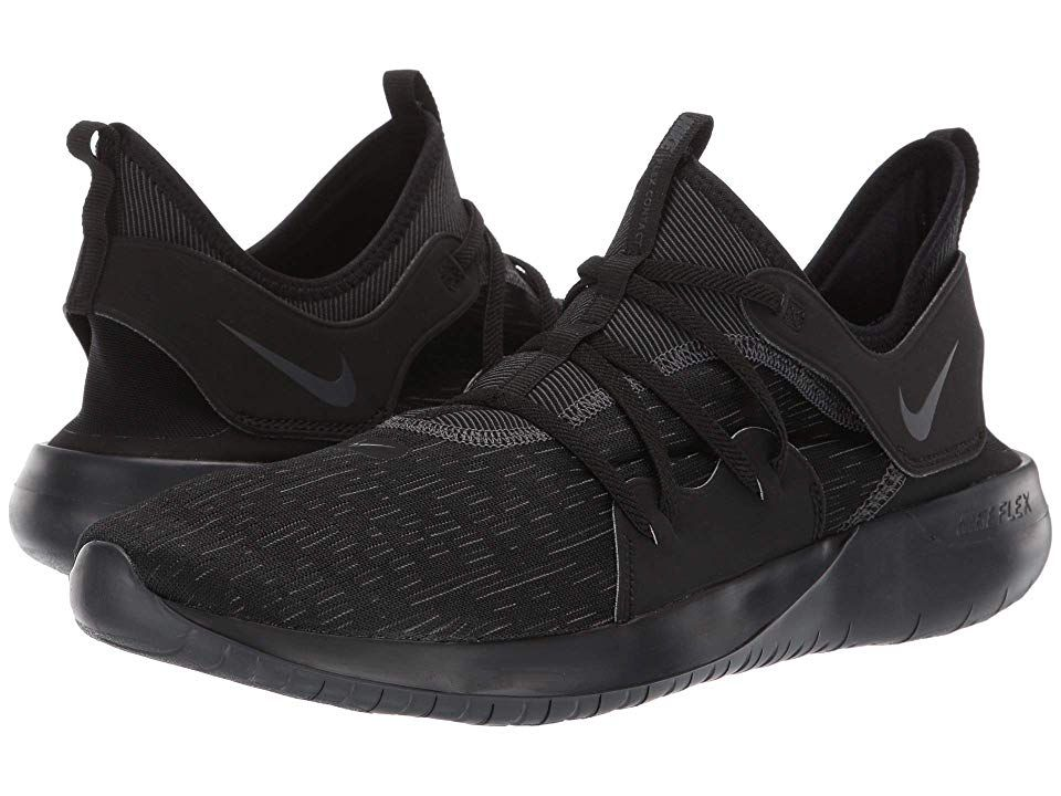 Nike running shoes black