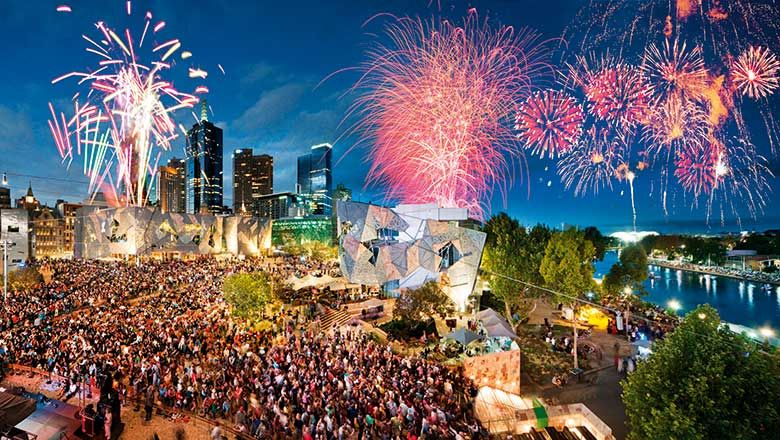 Win An Unforgettable Trip To Melbourne Flying With Qantas Competition Escapism Magazine Competition Closes 14 New Years Eve Amazing Destinations Melbourne