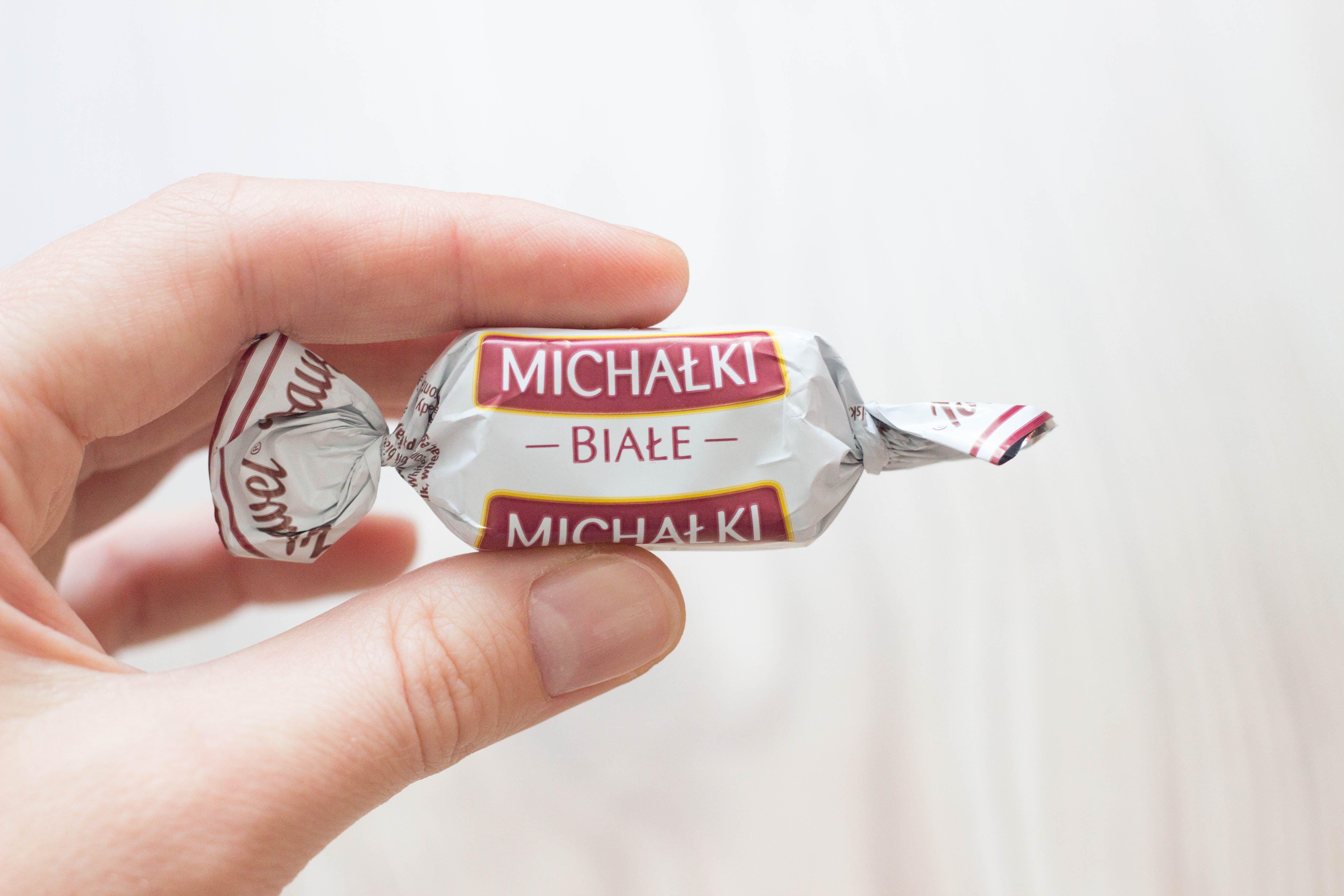#michalki, #cukierki, #biale, #sweets