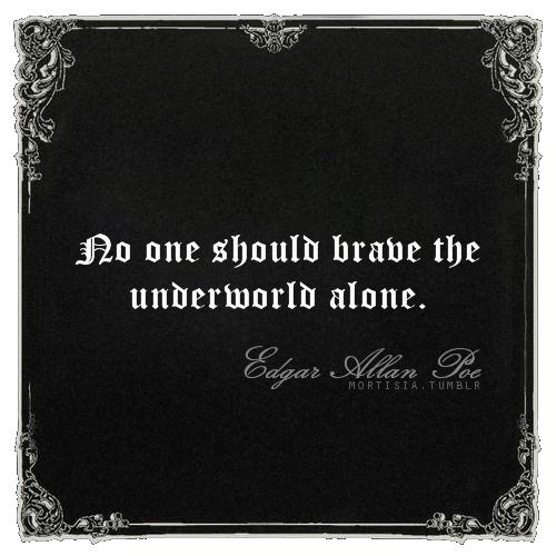 - Edgar Allan Poe Quote