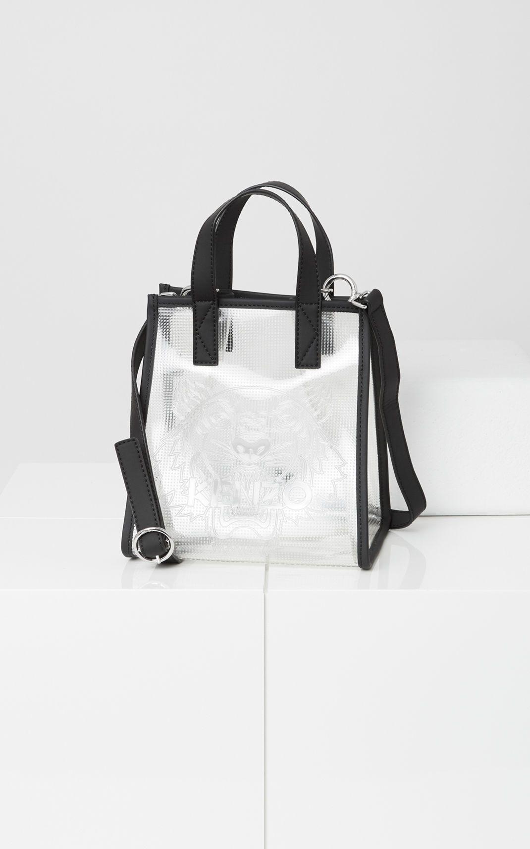 aa83366f3028 Mini Tiger Tote Bag for Kenzo   Kenzo.com   Luxury Items...   Bags ...
