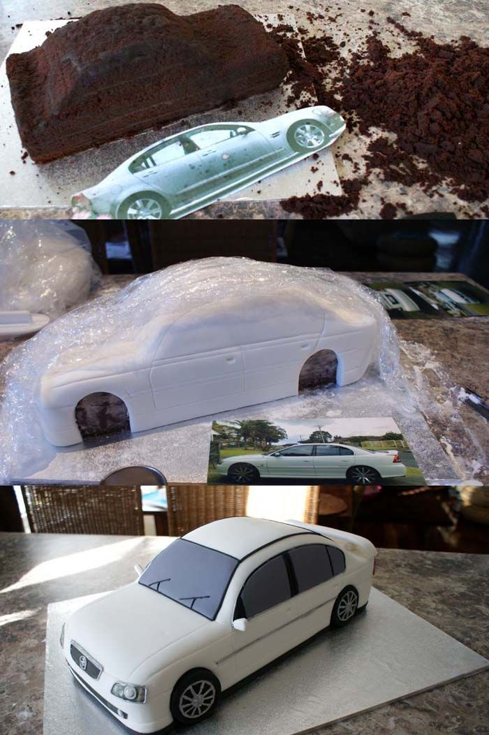 Holden Calais Cake by Verusca on DeviantArt