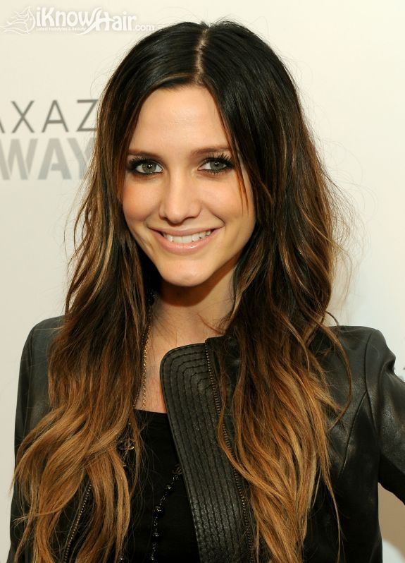 Ombre Hair Trend Dark Roots Light Ends Balayage Ombre Hairstyles Iknowhair Com What Is Ombre Hair Ombre Hair Dark Ombre Hair