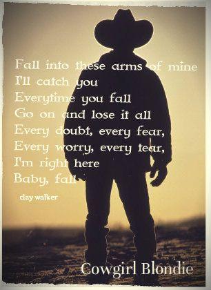 Clay Walker - FALL Lyrics | MetroLyrics
